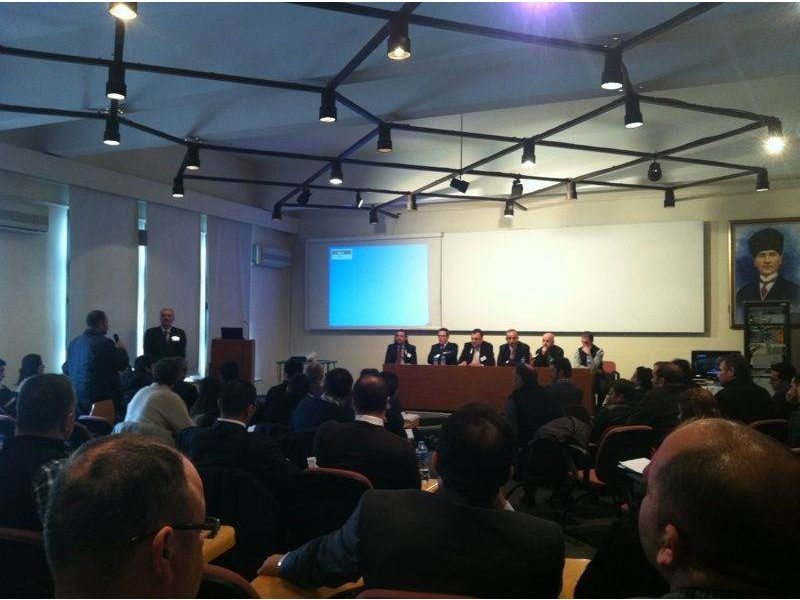 İTÜ Optik Fiber ve Başlık Dağıtım Semineri 2012