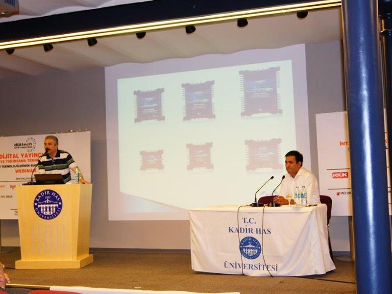 Kadir Has Üniversitesi Semineri 2013