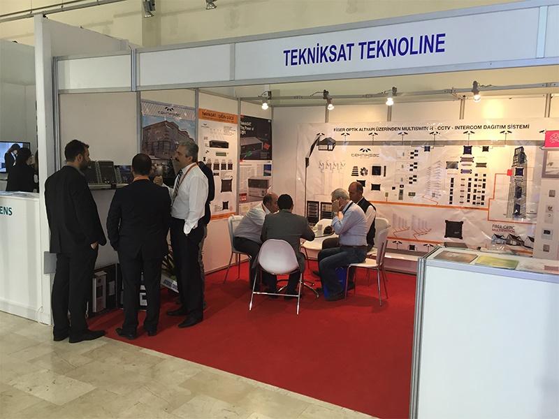 IV. Elektrik Tes. İzmir Kongre ve Sergi Fuarı 2015